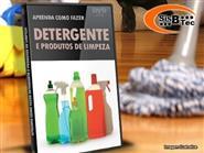 DVD Detergente e Materiais de Limpeza  de R$ 103,00 por apenas R$ 29,90.