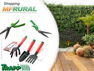 Cuide do Seu Jardim! Kit Trapp 3 Preças + Tesoura p/ Poda Trapp com Frete Grátis por apenas R$ 99,90.