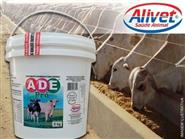ADE – Núcleo Aditivado c/ Pré e Probióticos! Super Vitamínico p/Bovinos! Balde de 5kg de R$ 150,00 por R$ 127,50 + Frete Grátis.