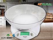 Cozinhe na Medida Certa! Balança de Precisão Digital c/ Bandeja 1g à 7kg + Frete Grátis por apenas R$ 109,90.