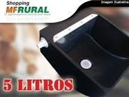 Bebedouro Automático 5 litros + FRETE GRÁTIS de R$ 91,20 por apenas R$ 74,90.