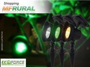 Luminária Solar Spot Superled + Frete Grátis por apenas R$ 64,90.