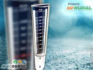 Pluviômetro em Plástico Rígido 120ml + Frete Grátis de R$ 87,44 por apenas R$ 45,90.