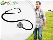Estetoscópio Veterinário Duplo Som com Frete Grátis de R$ 100,00 por apenas R$ 60,00.