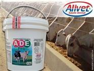 ADE – Núcleo Aditivado c/ Pré e Probióticos! Super Vitamínico p/Bovinos! Balde de 5kg de R$ 175,00 por R$ 157,50 + Frete Grátis.