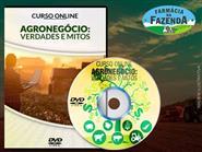 DVD Curso Agronegócio - Verdades e Mitos + Frete Grátis de R$ 150,00 por apenas R$ 120,00.