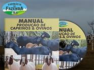 CD Manual Produção Caprinos & Ovinos E-book + Frete Grátis de R$ 90,00 por apenas R$ 68,00.