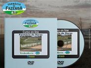 DVD Curso On Line Farmácia do Haras + Frete Grátis de R$ 110,00 por apenas R$ 90,00.