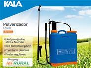 Pulverizador Costal 20 Litros Kala + Frete Grátis por apenas R$ 169,90.