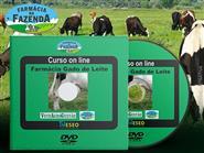 DVD Curso Gado de Leite + Frete Grátis de R$ 110,00 por apenas R$ 85,00.
