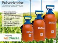 Pulverizador Manual com Pressão Prévia Kala + Frete Grátis à partir de R$ 79,90.