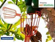 Colete suas Frutas Sem Esforço! Coletor de Frutas Tramontina com Frete Grátis por apenas R$ 49,90.