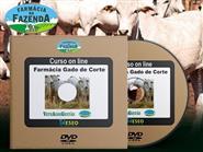 DVD Curso On Line Farmácia Gado de Corte + Frete Grátis de R$ 150,00 por apenas R$95,00.