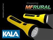 Lanterna Recarregável 11 Leds Kala + Frete Grátis por apenas R$ 59,90.