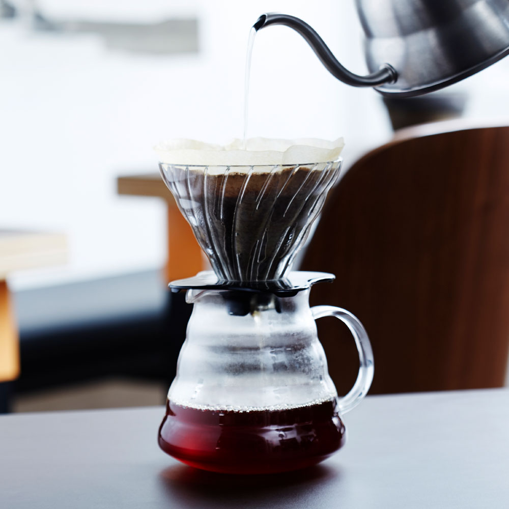 Pour Over Guide