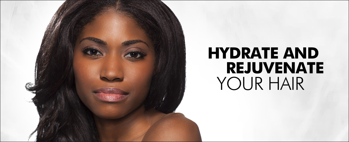 Hydrate and Rejuvenate Your Hair.