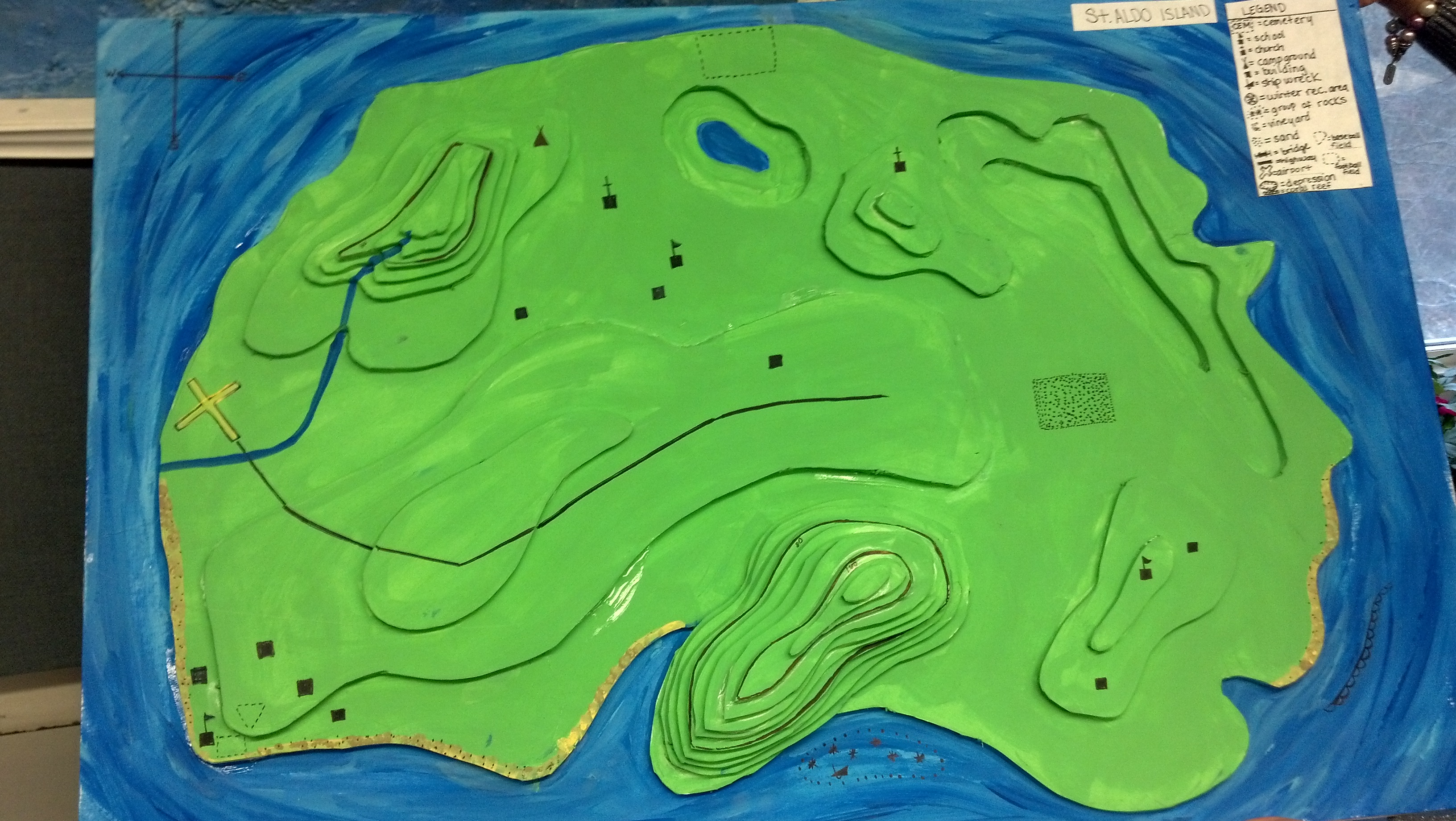 Images of 3d Topographic Map Maker - #rock-cafe