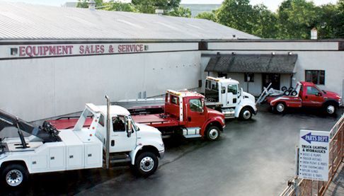 Equipment Sales & Service: Wreckers, Flatbeds, Wheel Lifts