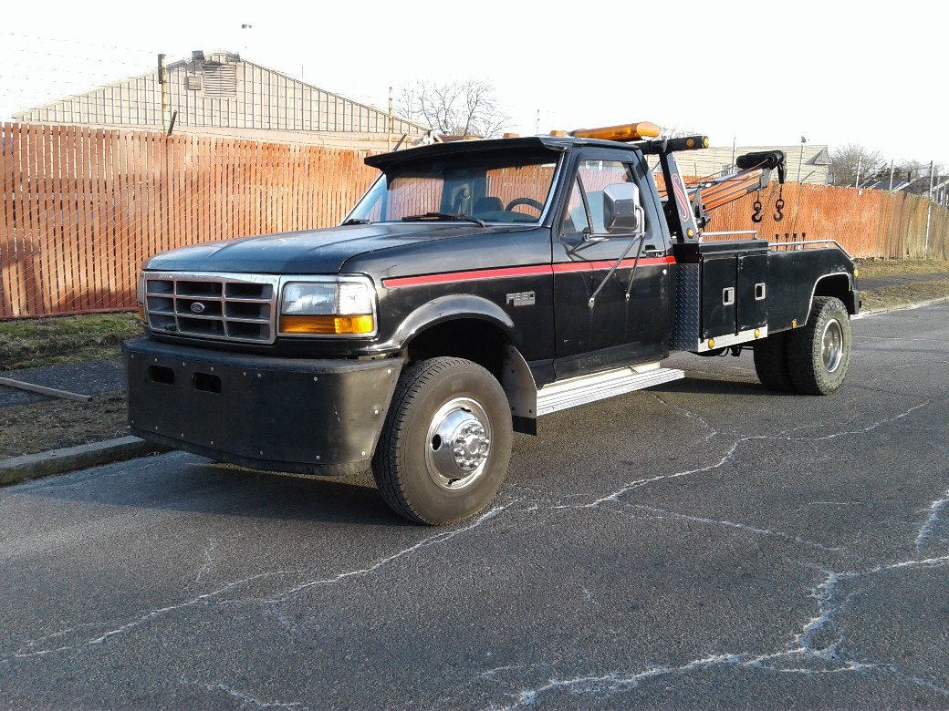 1465 Reduced 1997 Ford F 350 4 4 7 3 Dsl Vulcan 882 84 Equipment Sales Service Wreckers Flatbeds Wheel Lifts Underlifts Plows Salters Trailers Parts Service And Repair