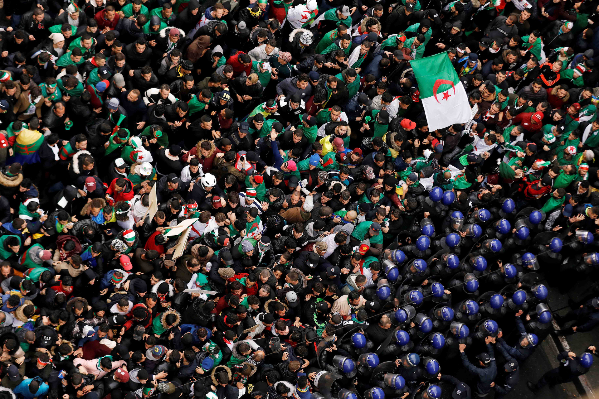 ALGERIA-PROTESTS/