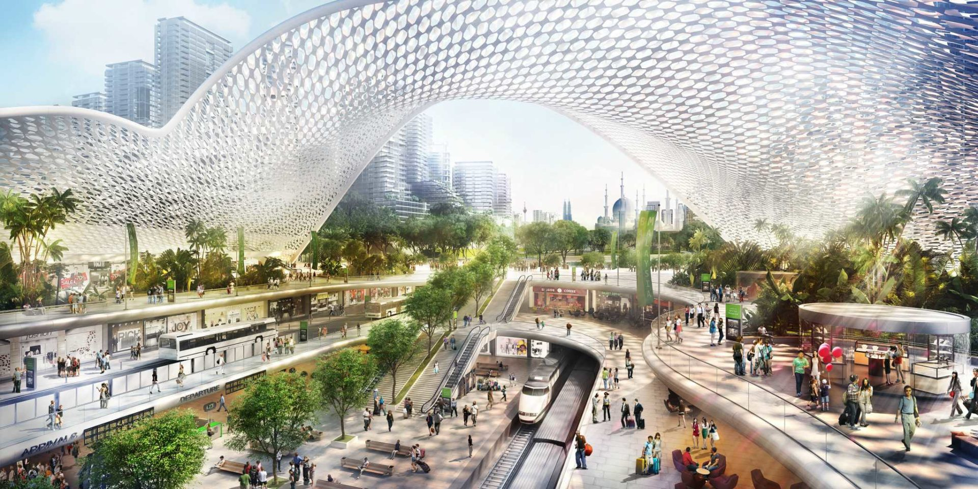 Smart-city-of-the-future