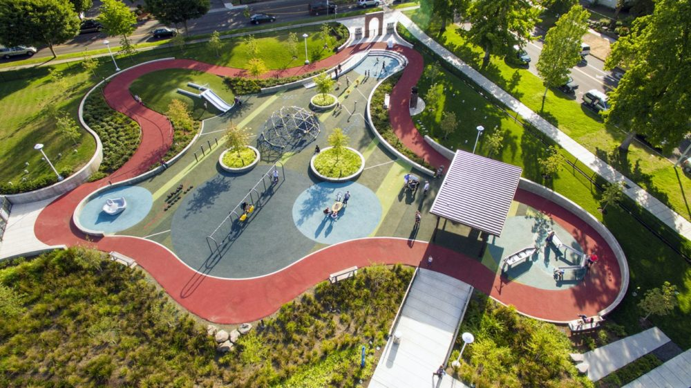 Salem-Rehab-Adaptive-Playground