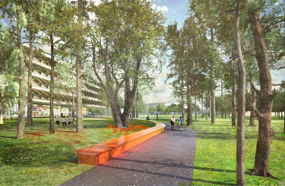 LOLA-landscape-06-adidas-world-campus-render-orange-bench