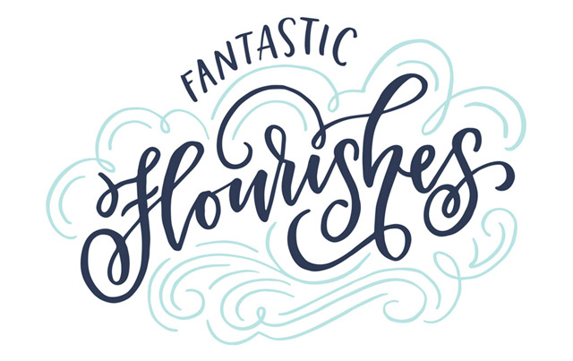 Learn Fantastic Flourishes