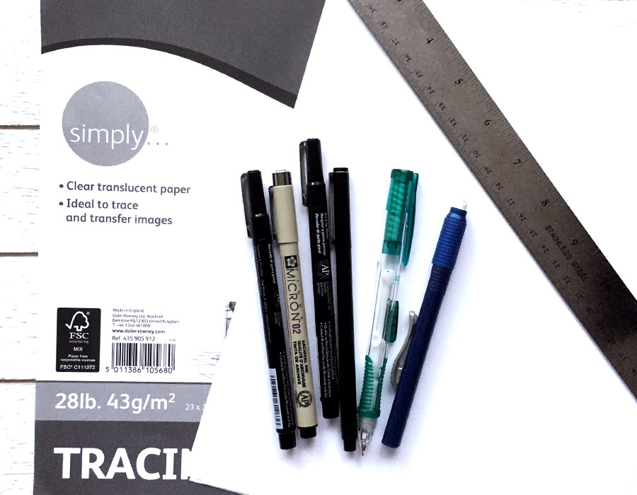 Lettering Supplies