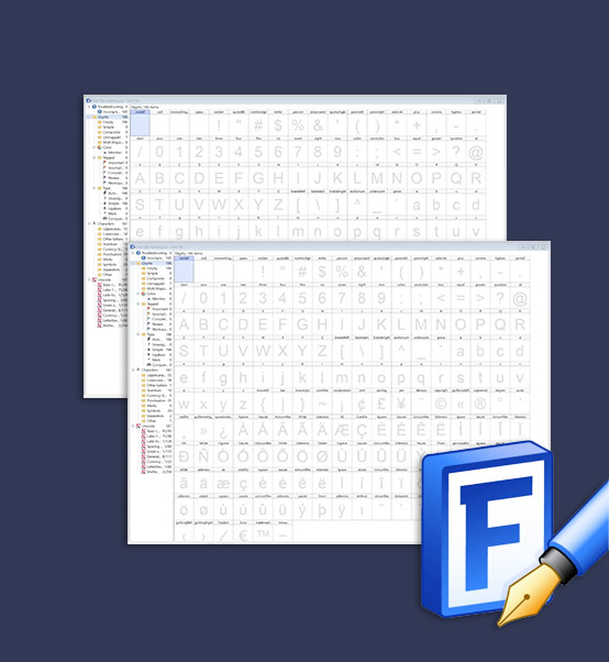 Font Creator Starter kit