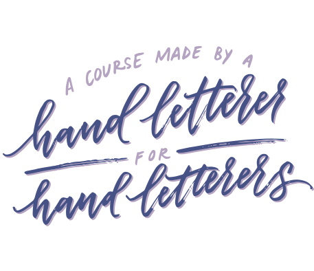 An online course for making fonts created by designers for designers