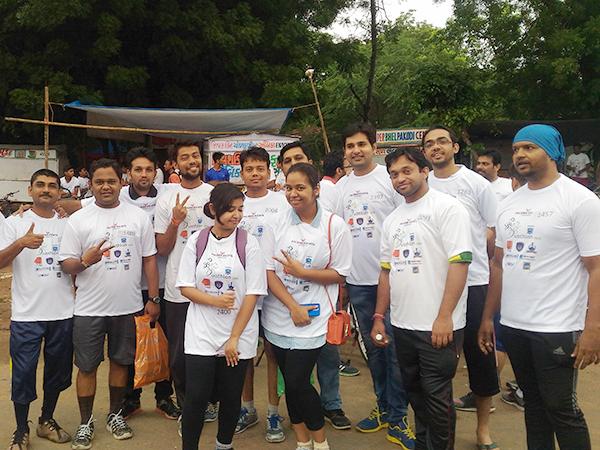10 Km Duathlon for a Social Cause