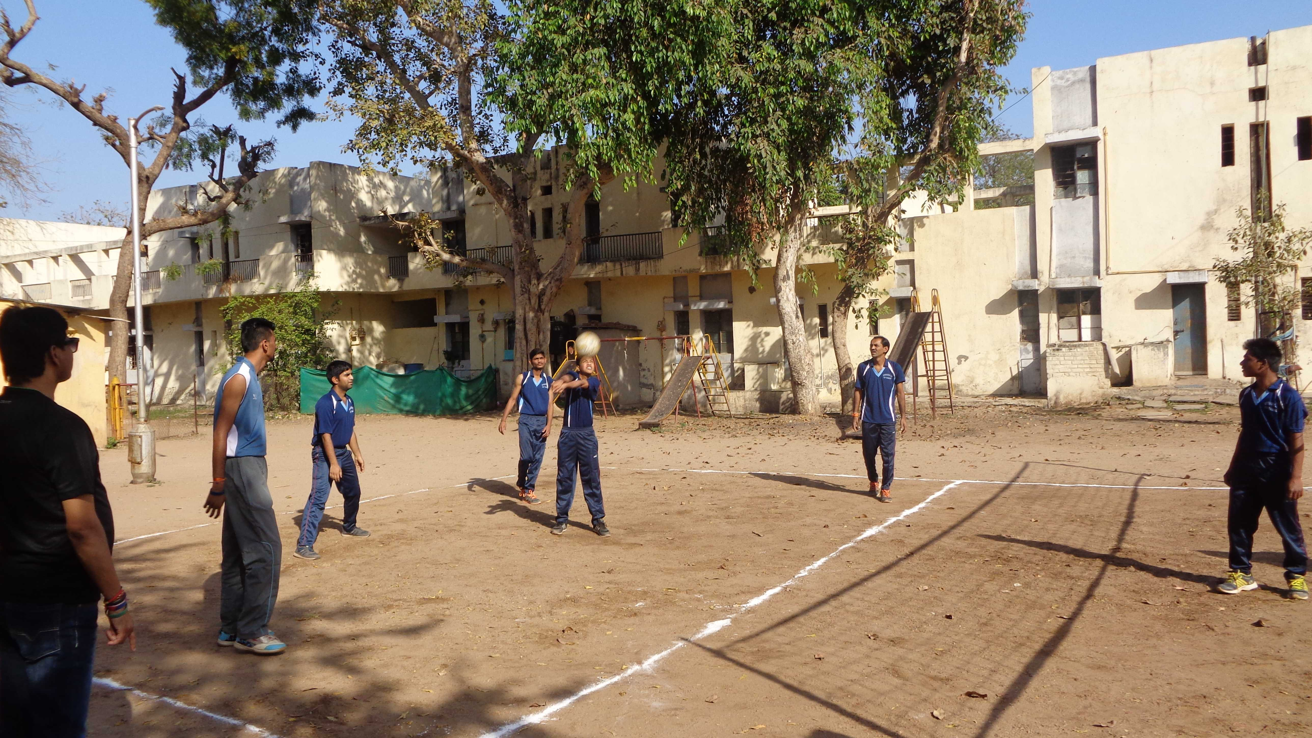 Volleyball Mahasangram