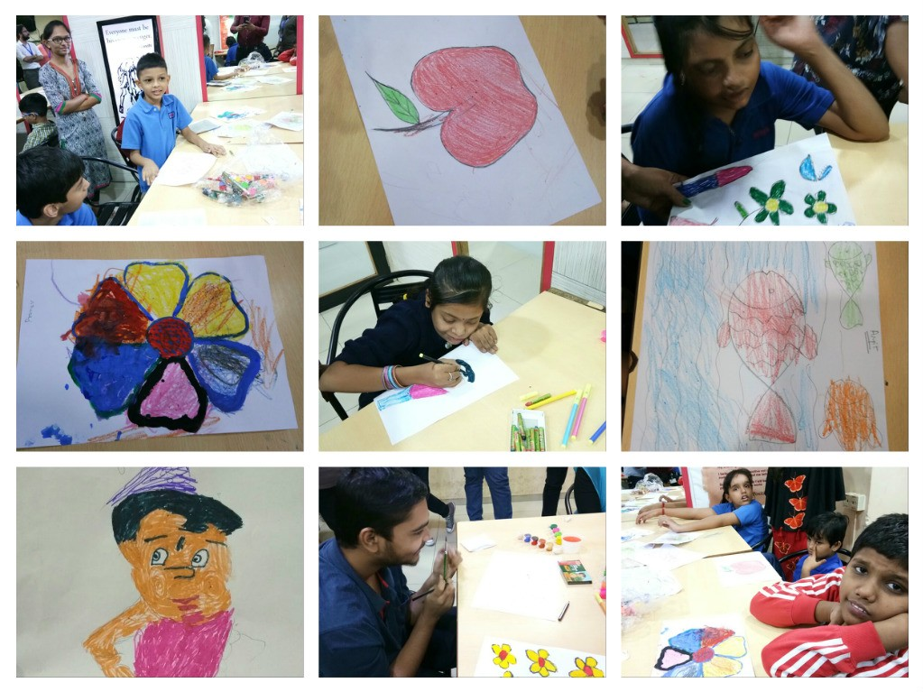 Drawing Competition for Special Kids