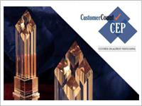 CustomerCount Customer Engagement Professional PACE Member Award