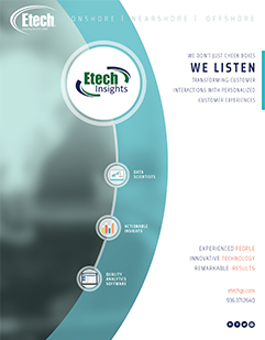Etech Insights