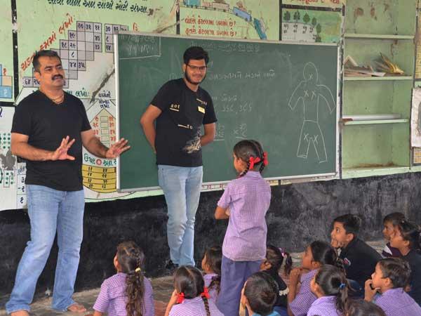 Give Back Program – Monsoon Fiesta & Anti – Child Abuse Awareness