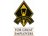 2018, Third Annual Stevie Awards for Great Employer