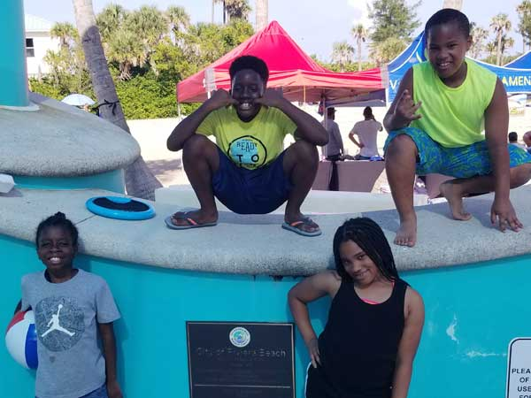 Etech Give Back Program – City's Beach Cleanup Event