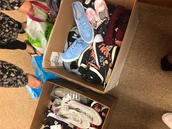 Etech Give Back Program – Shoe Drive