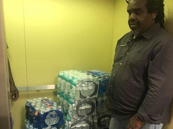 Etech Give Back Program – Water Drive at Palm Beach!
