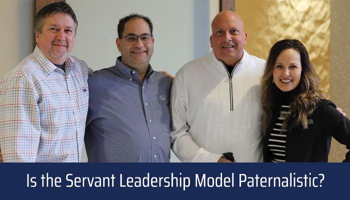 Is the Servant Leadership Model Paternalistic?