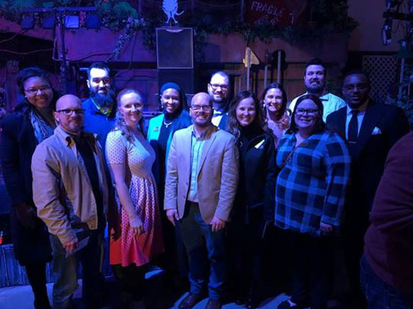 Etech Give Back Program – Glory Gang Spring Banquet at Nacogdoches