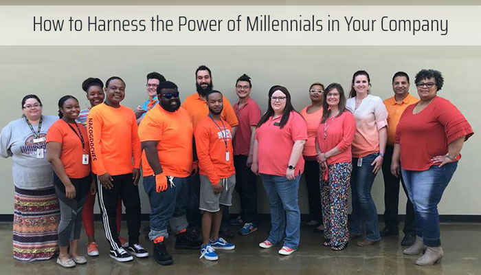 How to Harness the Power of Millennials in Your Company?