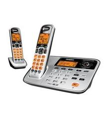 Uniden D1685-2 2 Handset with dual keypad TAD