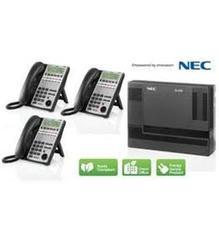 NEC SL1100 1100001 Basic System Kit 4x8x4