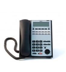NEC SL1100 1100061 12-Button Full-Duplex Telephone - Black