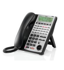NEC SL1100 1100161 24 Button Full-Duplex IP Telephone- Black