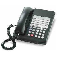 Partner 18 Button Telephone - Black