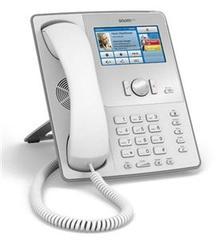 Snom 870 802.11 Wireless Phone Touch Screen - Grey